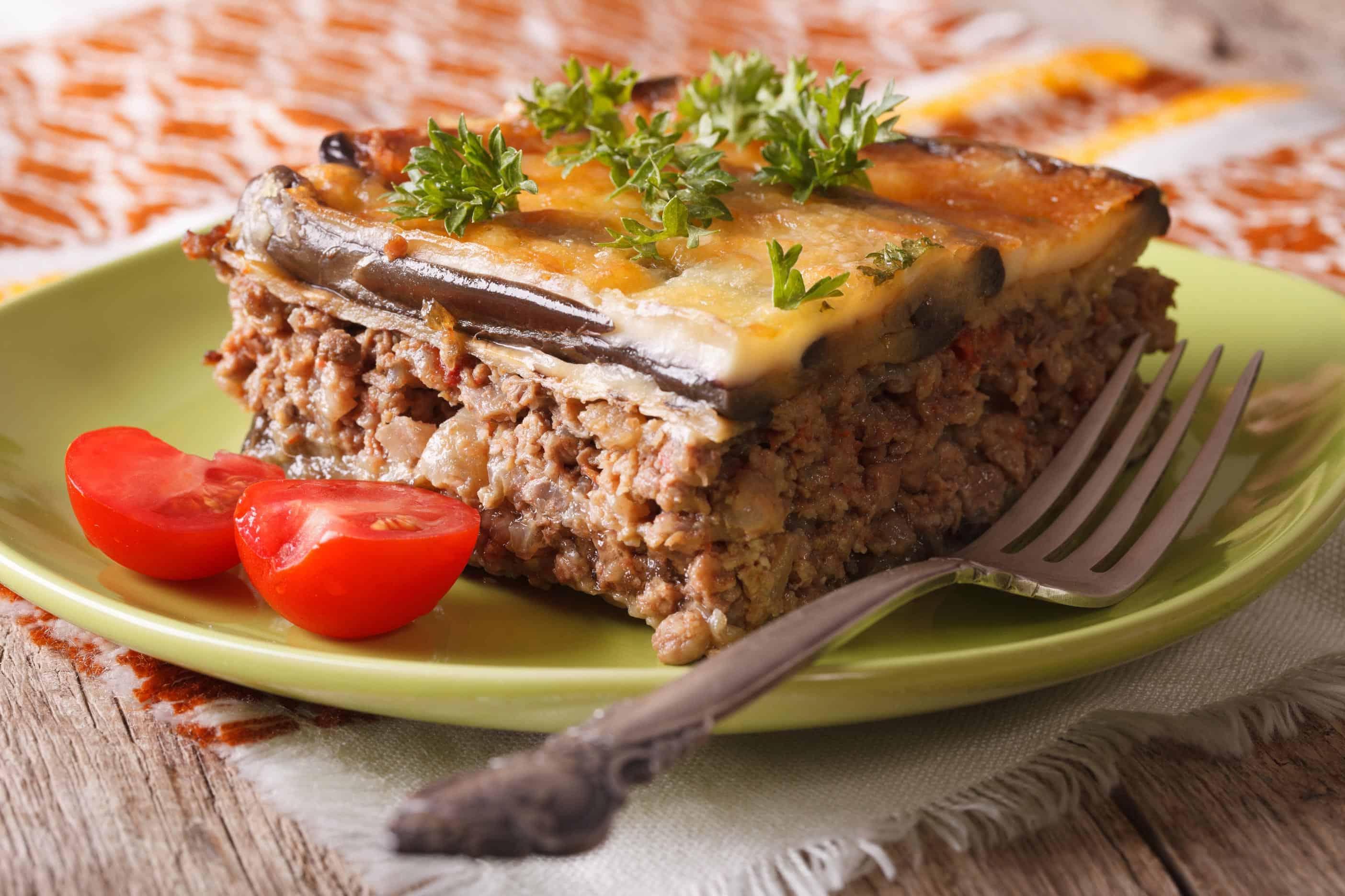 Traditional Food Of Tinos