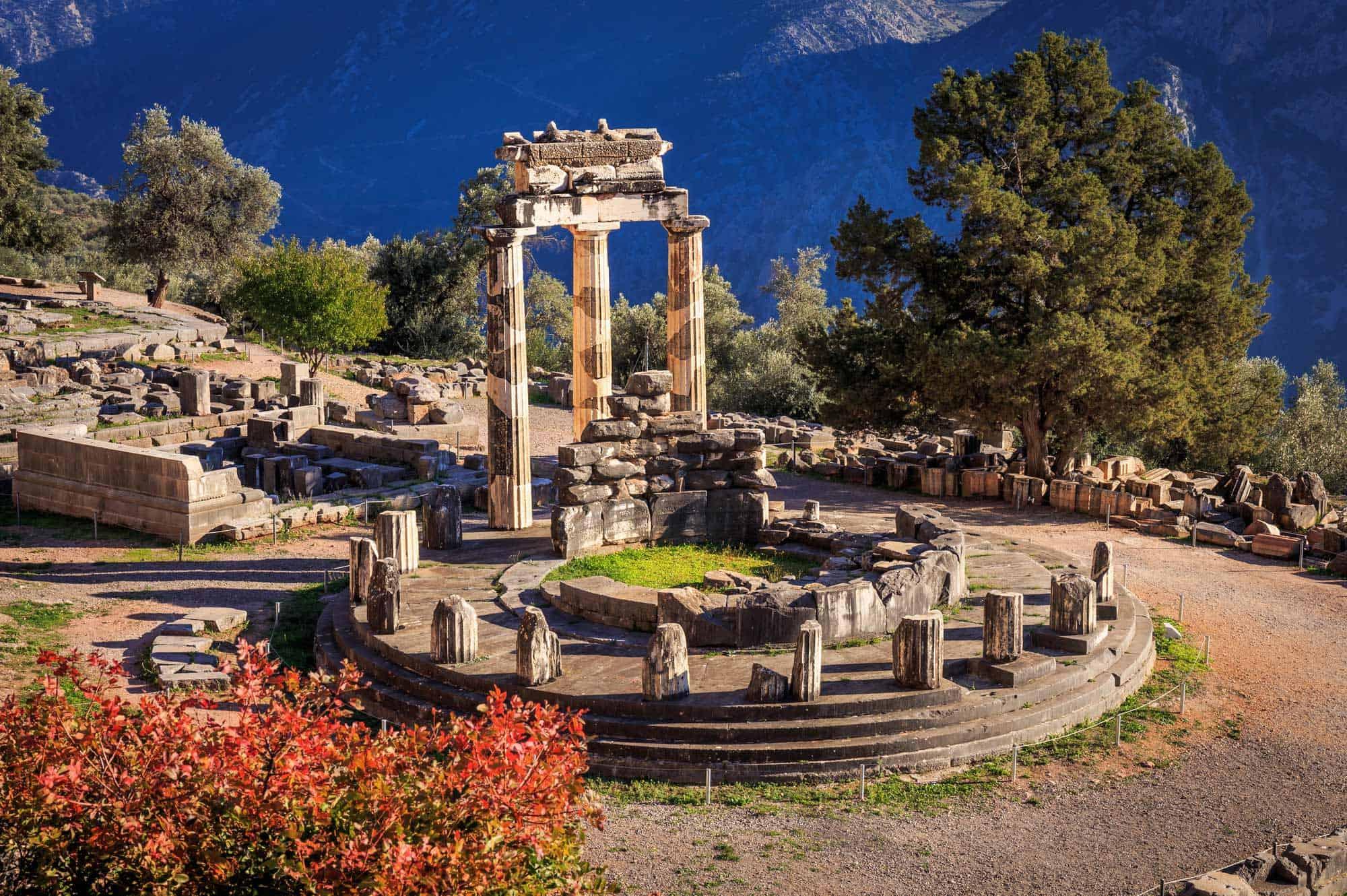 Athens To Delphi Private Day Trip