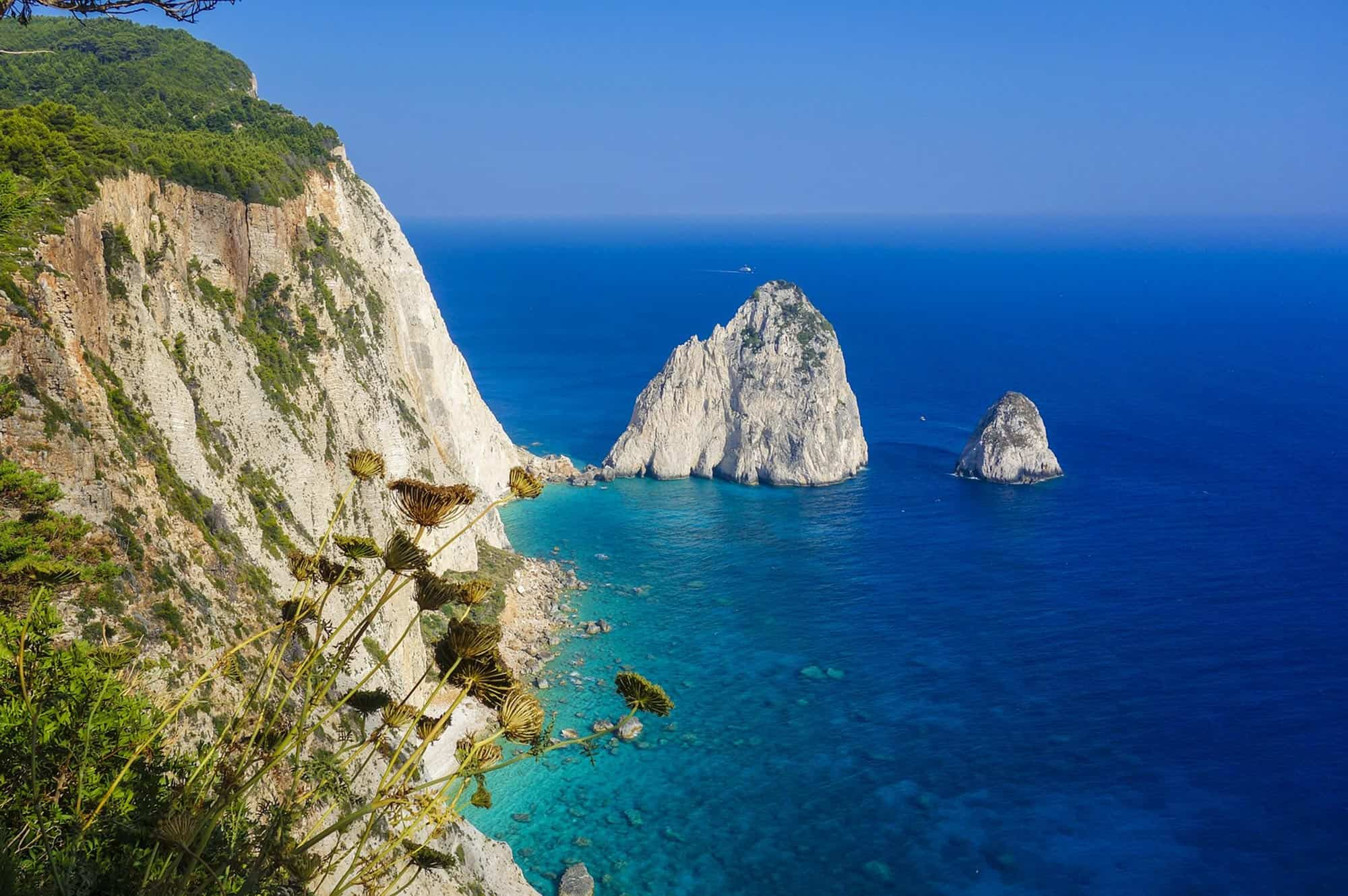 Day Cruise From Athens riviera hidden beach